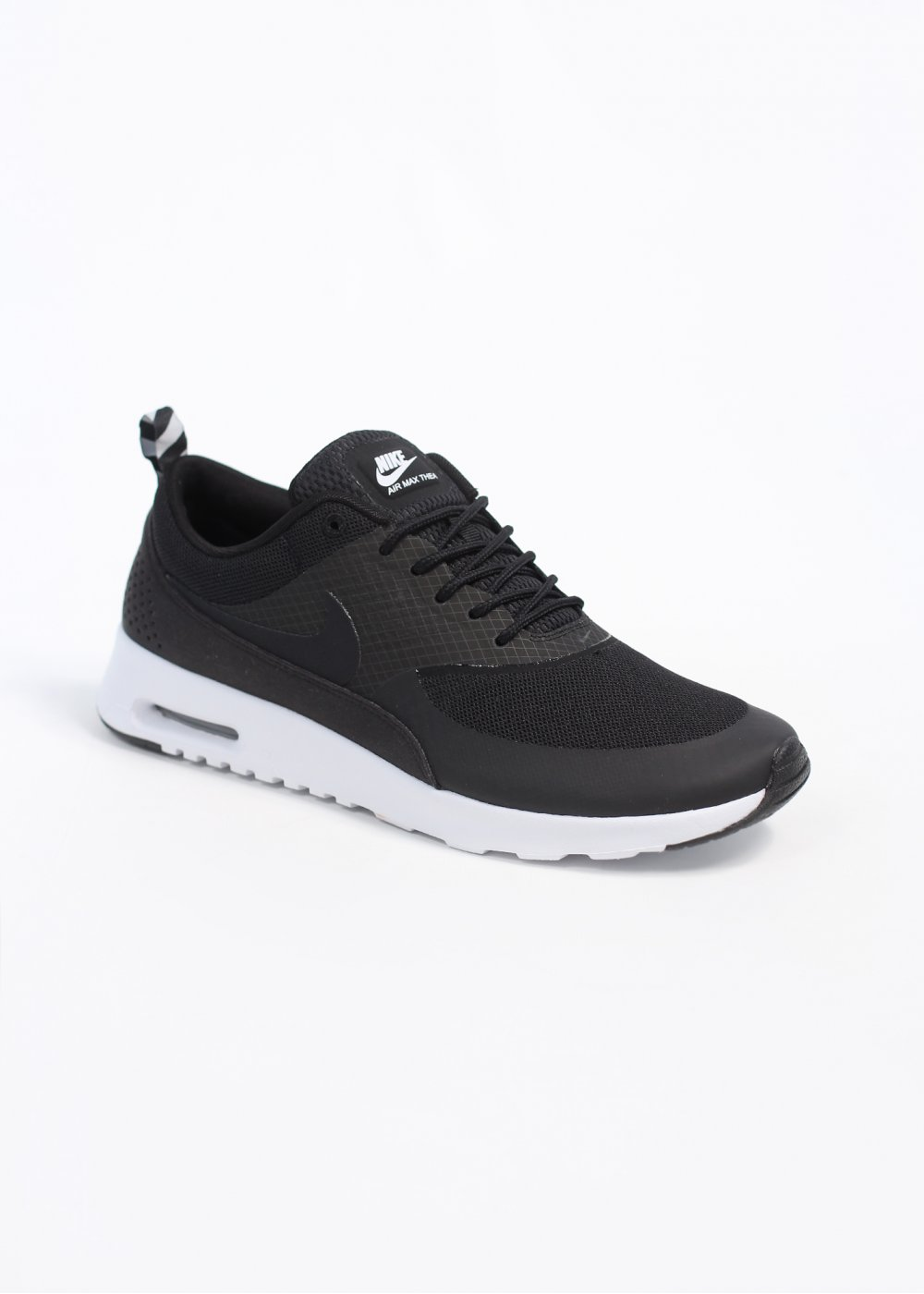 nike air max thea trainers black. Black Bedroom Furniture Sets. Home Design Ideas