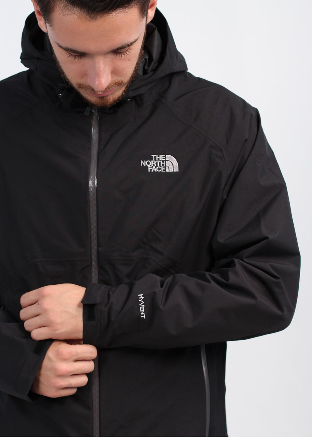 The North Face Stratos Jacket Black