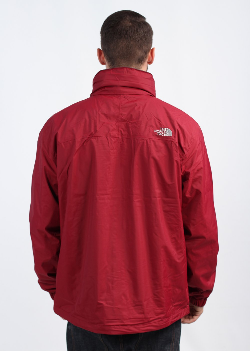 The North Face Resolve Jacket Red