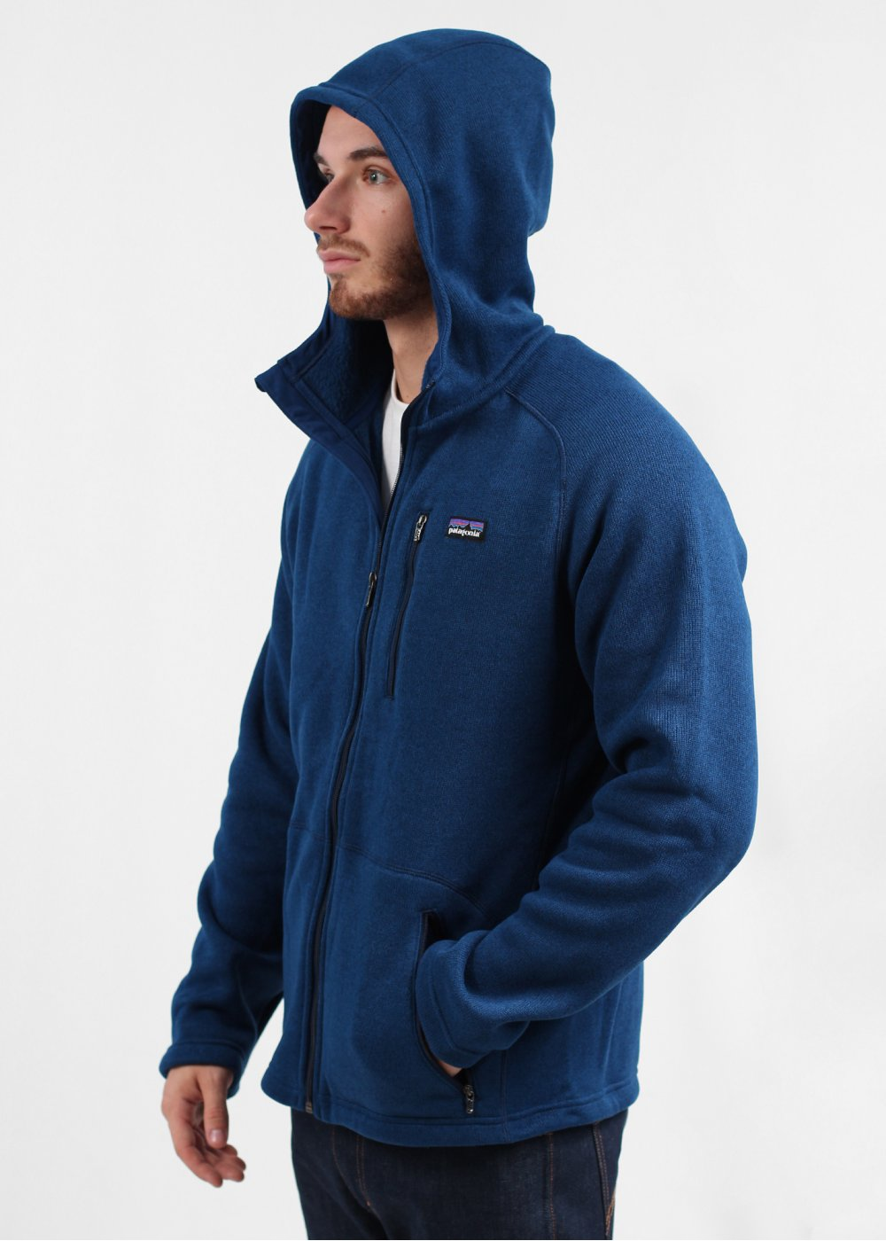 Patagonia Better Sweat Hoody - Channel Blue