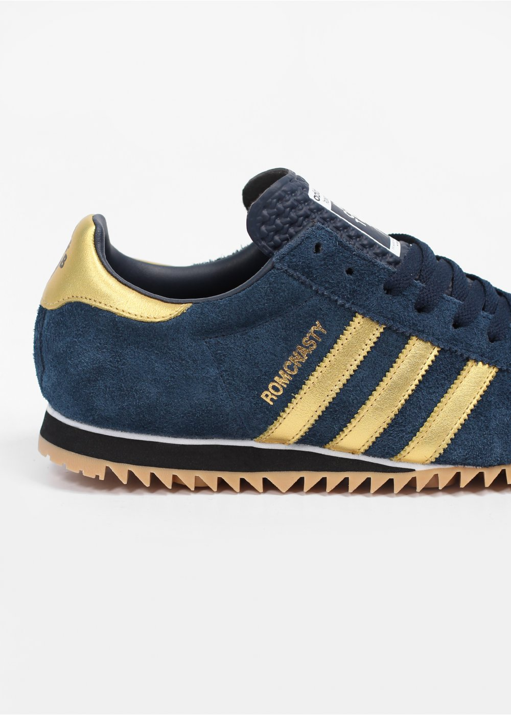 Adidas Originals Originals Top Ten Low Sneaker In Black: Adidas Originals X MARK MCNAIRY X KZK ROMCNASTY 84-LAB