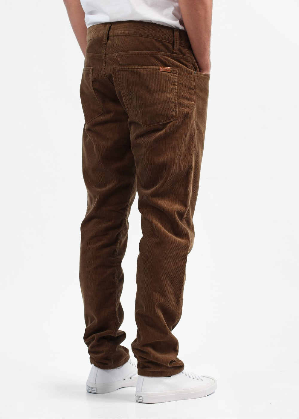Carhartt Vicious Cord Pants Pecan Brown