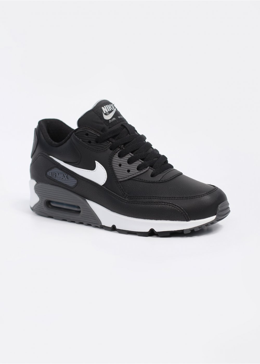 Air Max 90 Black And White And Gray