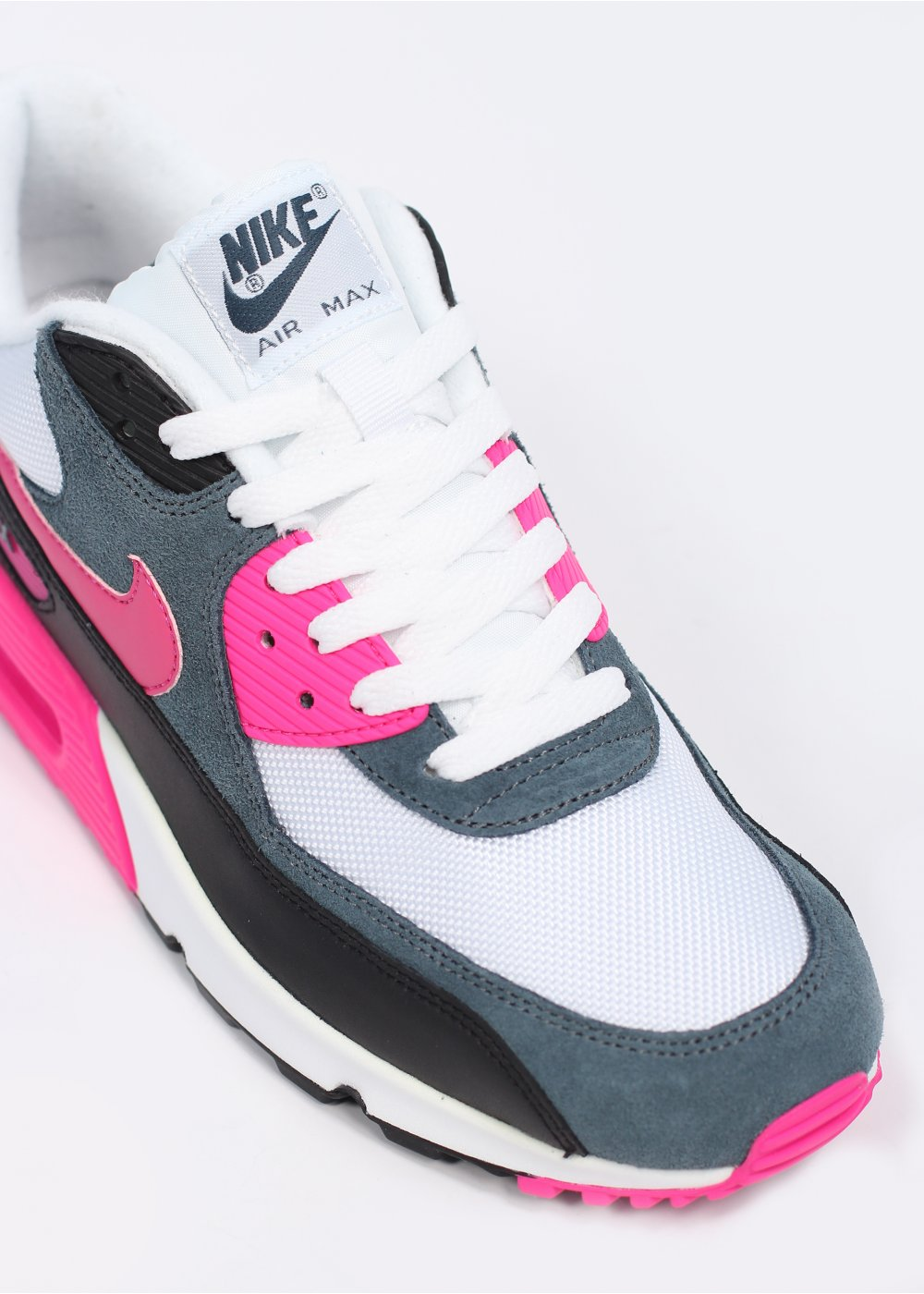 Air Max 90 White And Pink