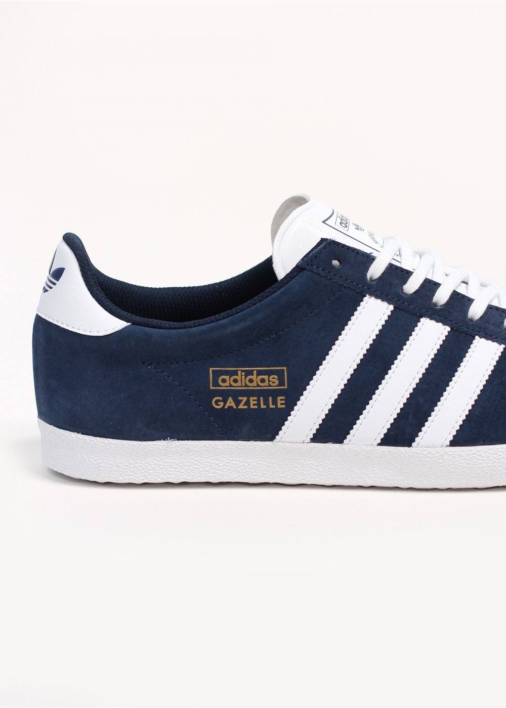 Adidas Originals Originals Top Ten Low Sneaker In Black: Adidas Originals Gazelle OG Trainers