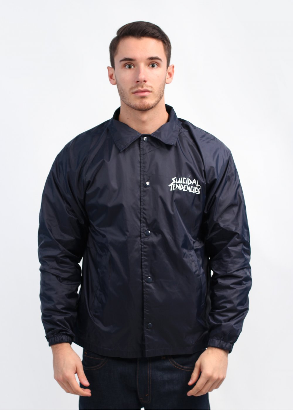 Obey X Suicidal Tendencies Pool Skater Overshirt Coach