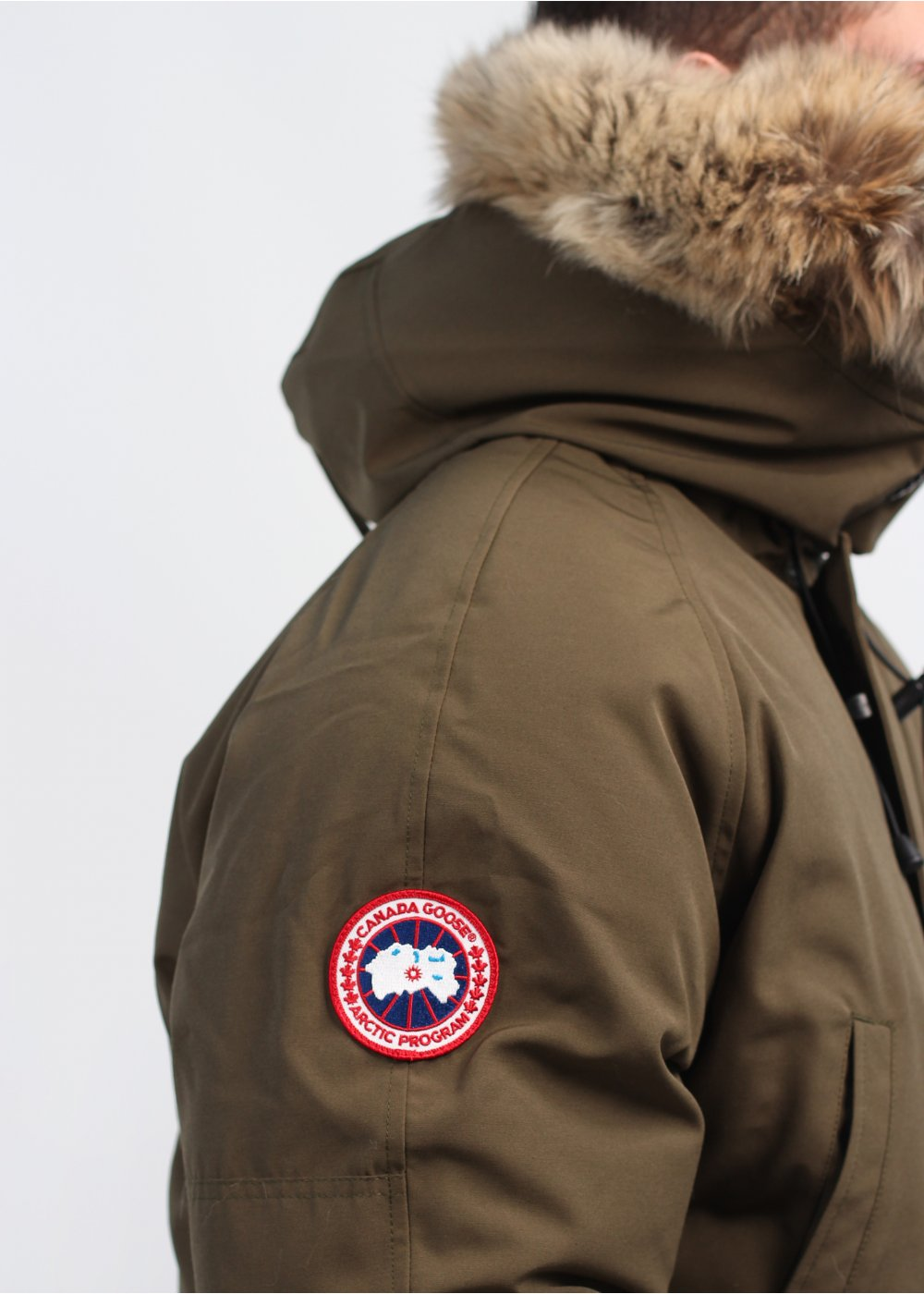 canada goose jackets uk men's expedition parka militarygreen