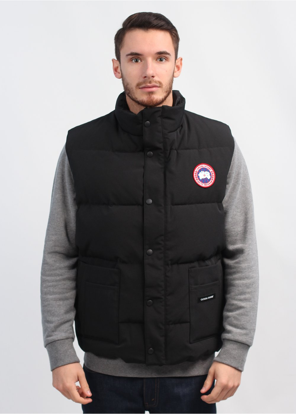 where is the canada goose outlet store