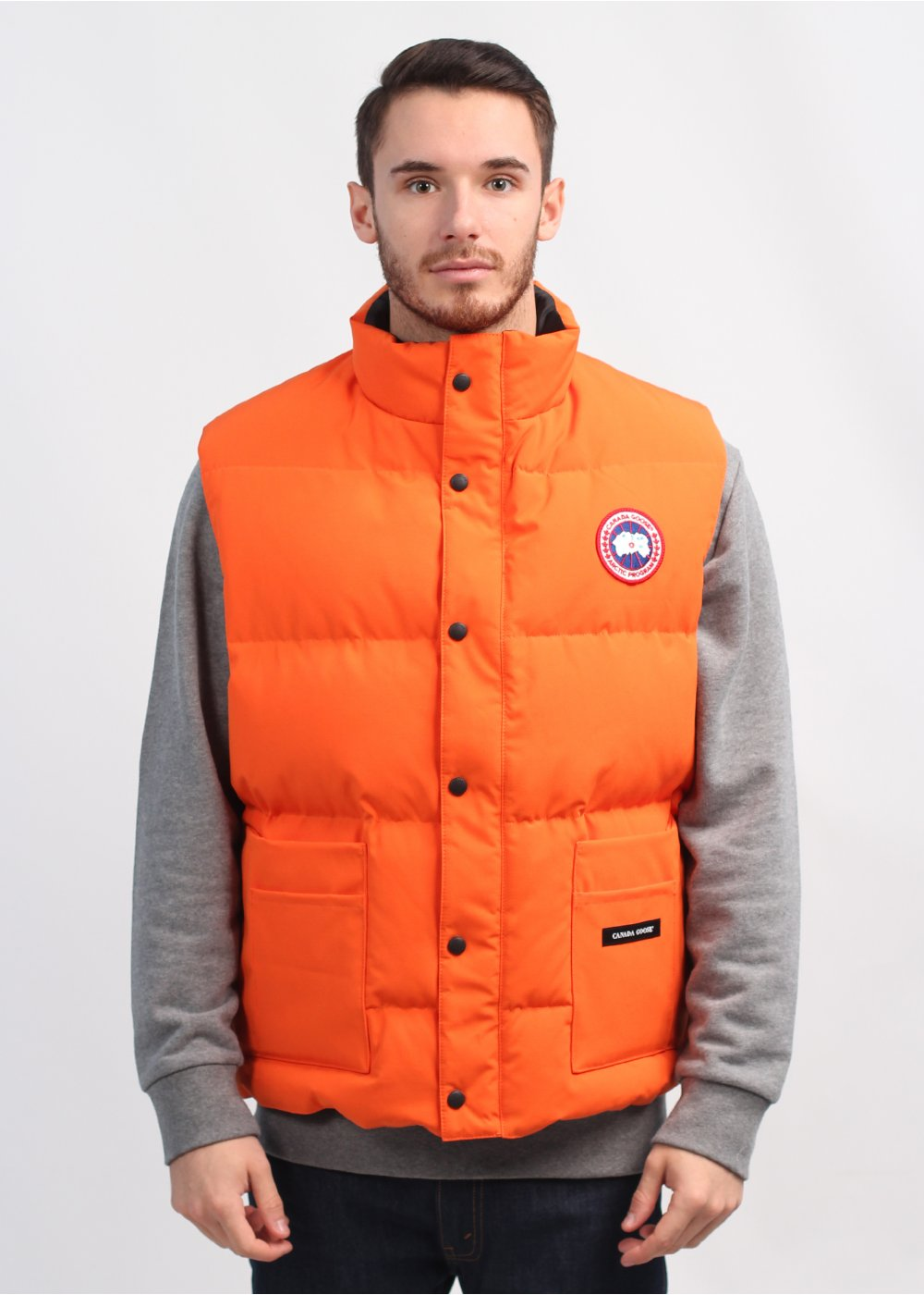Canada Goose Freestyle Vest Sunset Orange