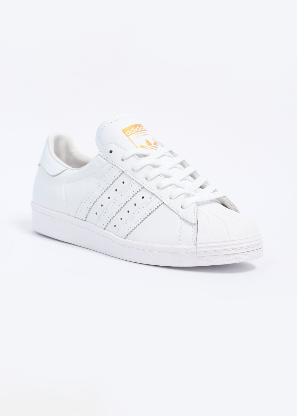 Superstar Adidas White
