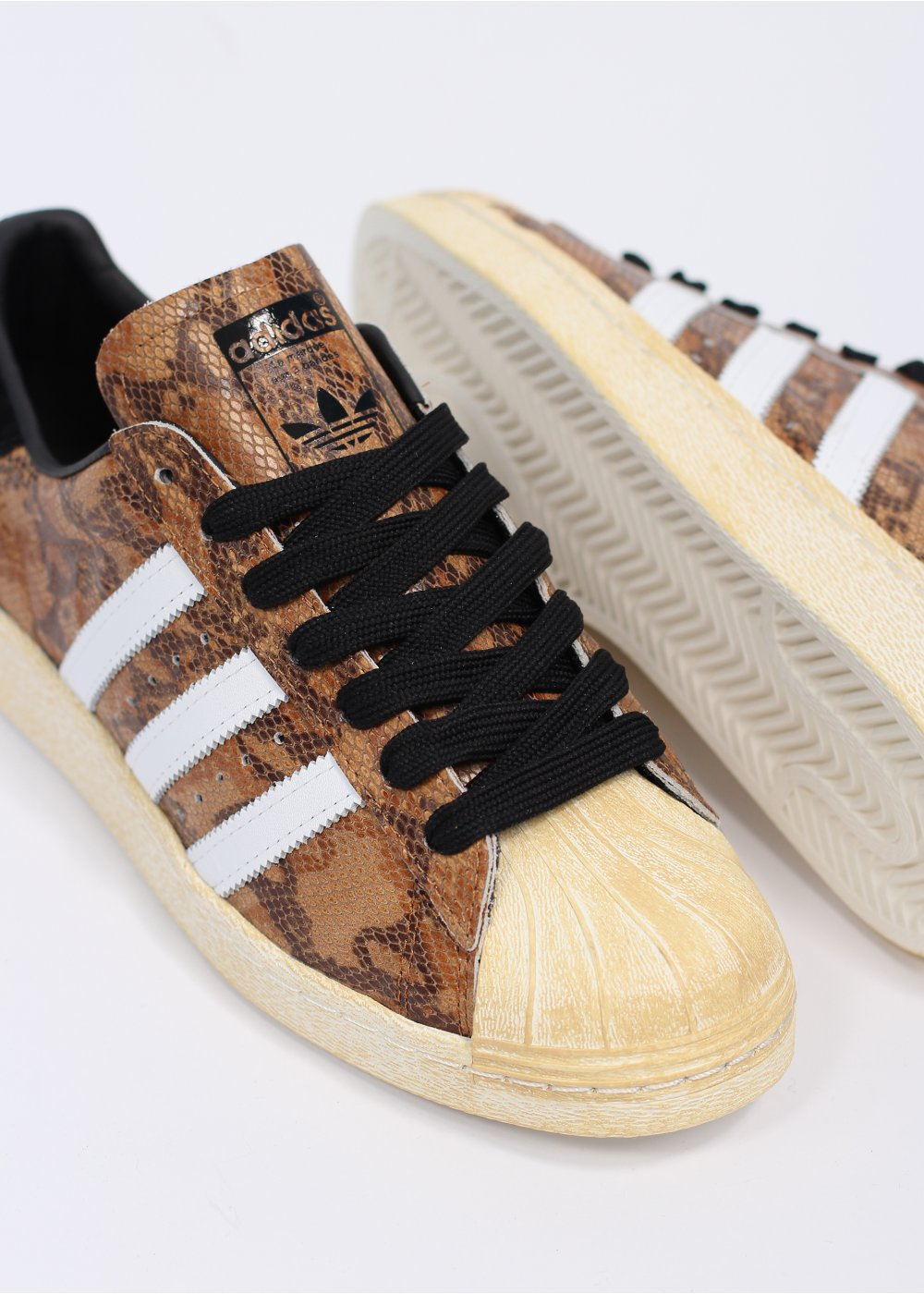 Adidas Snakeskin Trainers 80s Trainers Snakeskin