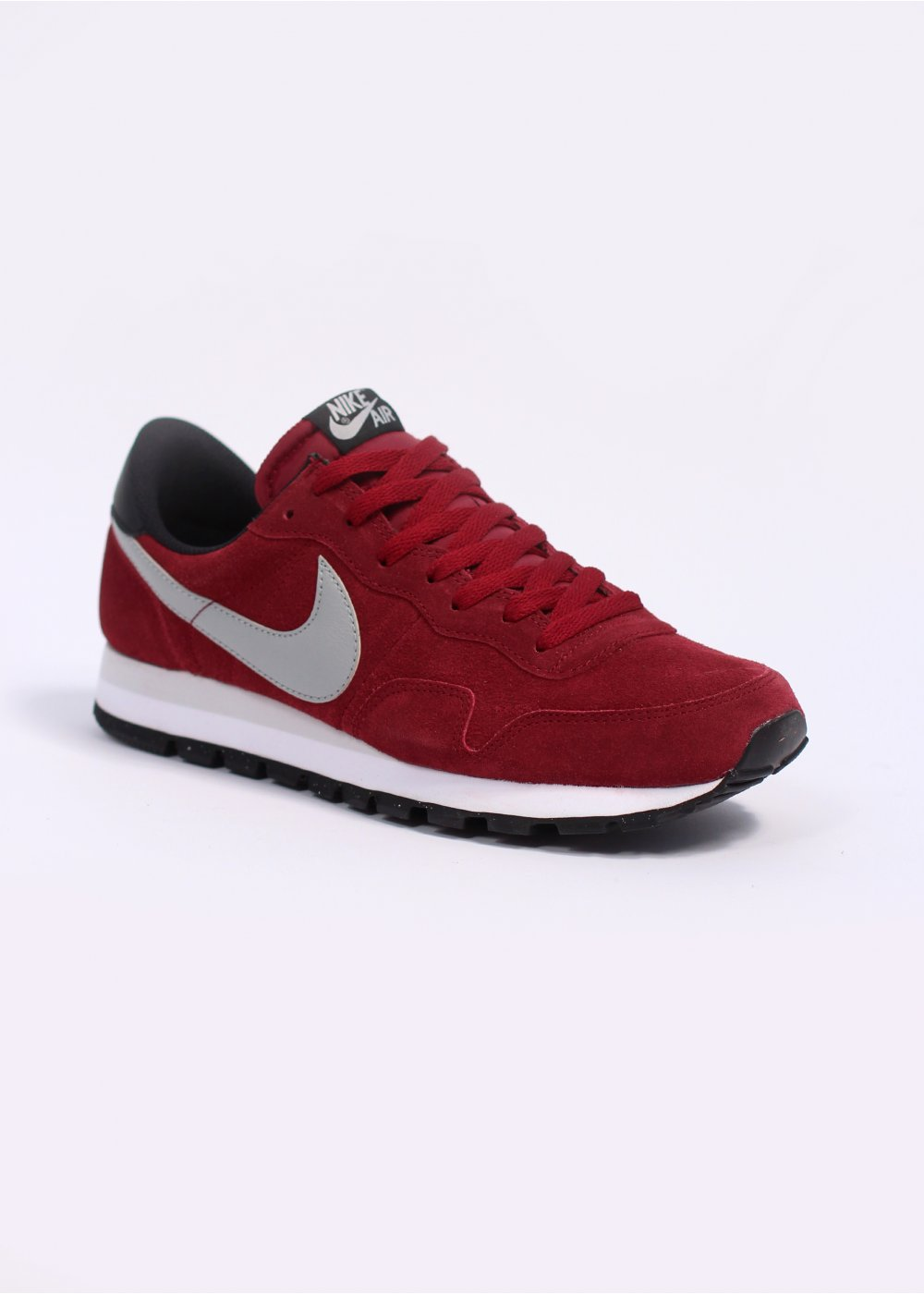 nike air pegasus 83 trainers red light grey. Black Bedroom Furniture Sets. Home Design Ideas
