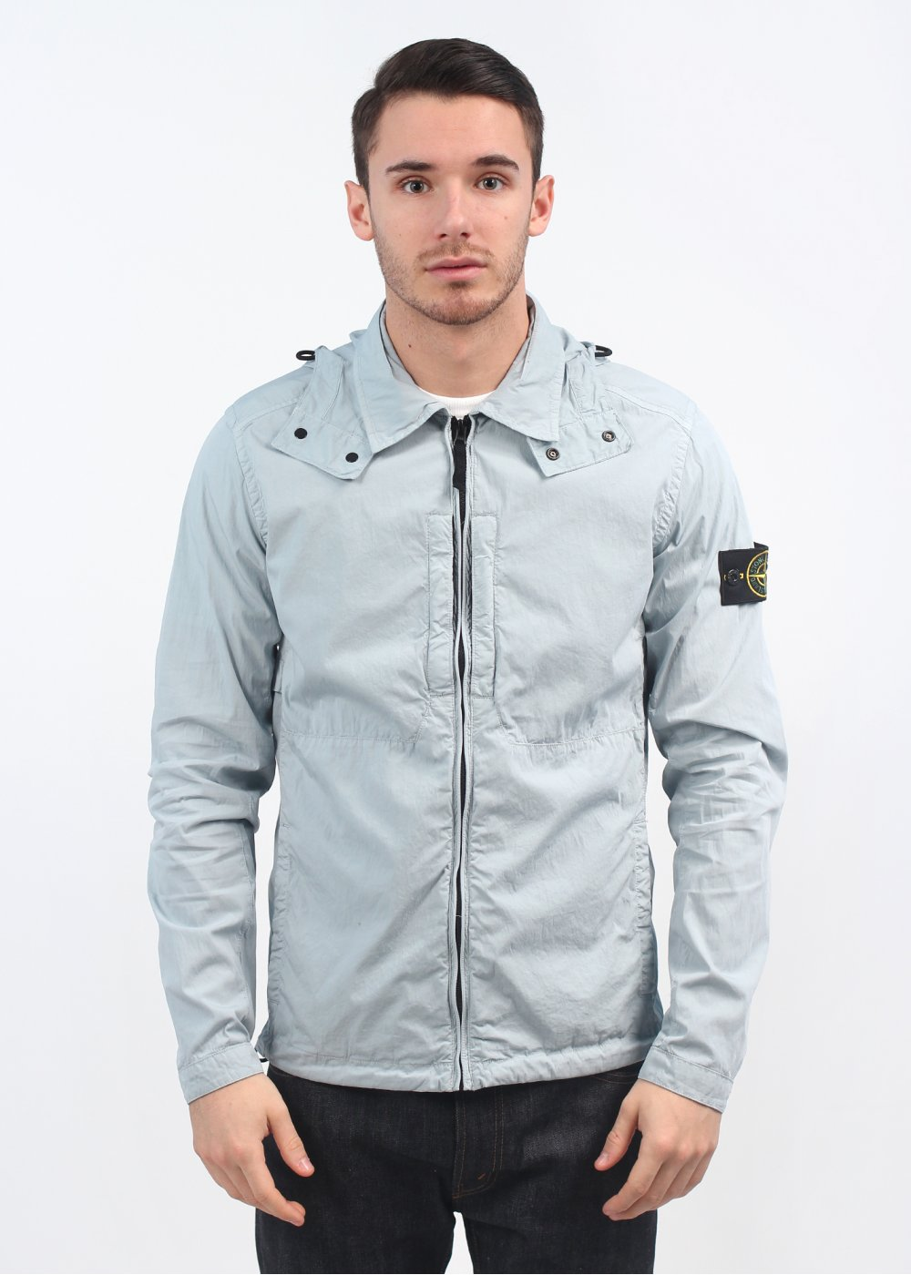 Jacket Over Shirt - JacketIn