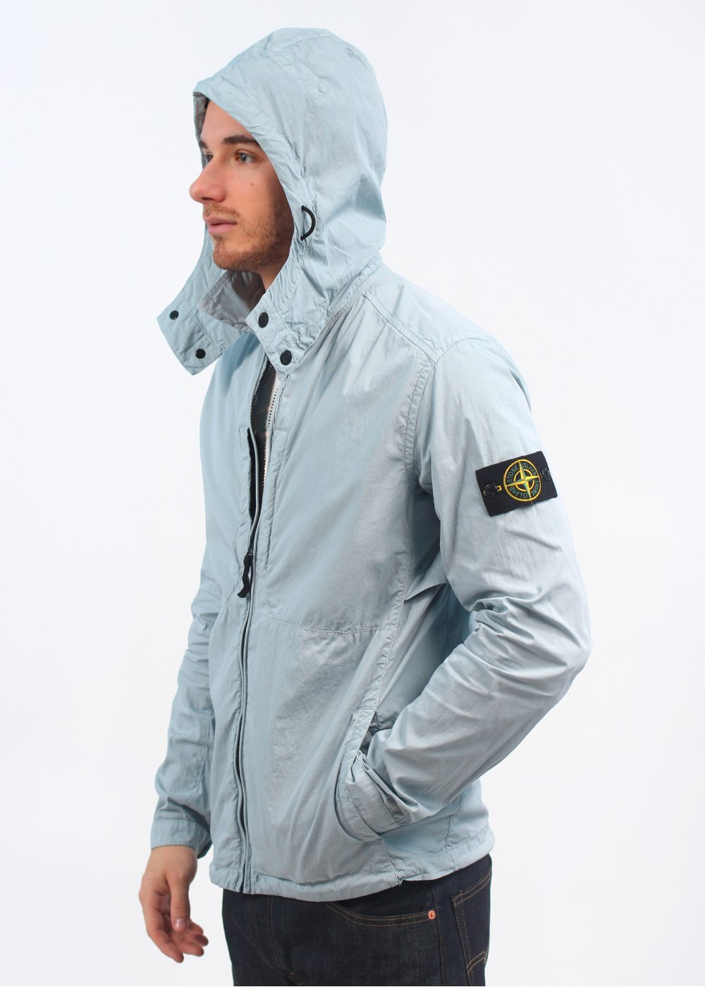 stone island overshirt jacket lavender. Black Bedroom Furniture Sets. Home Design Ideas