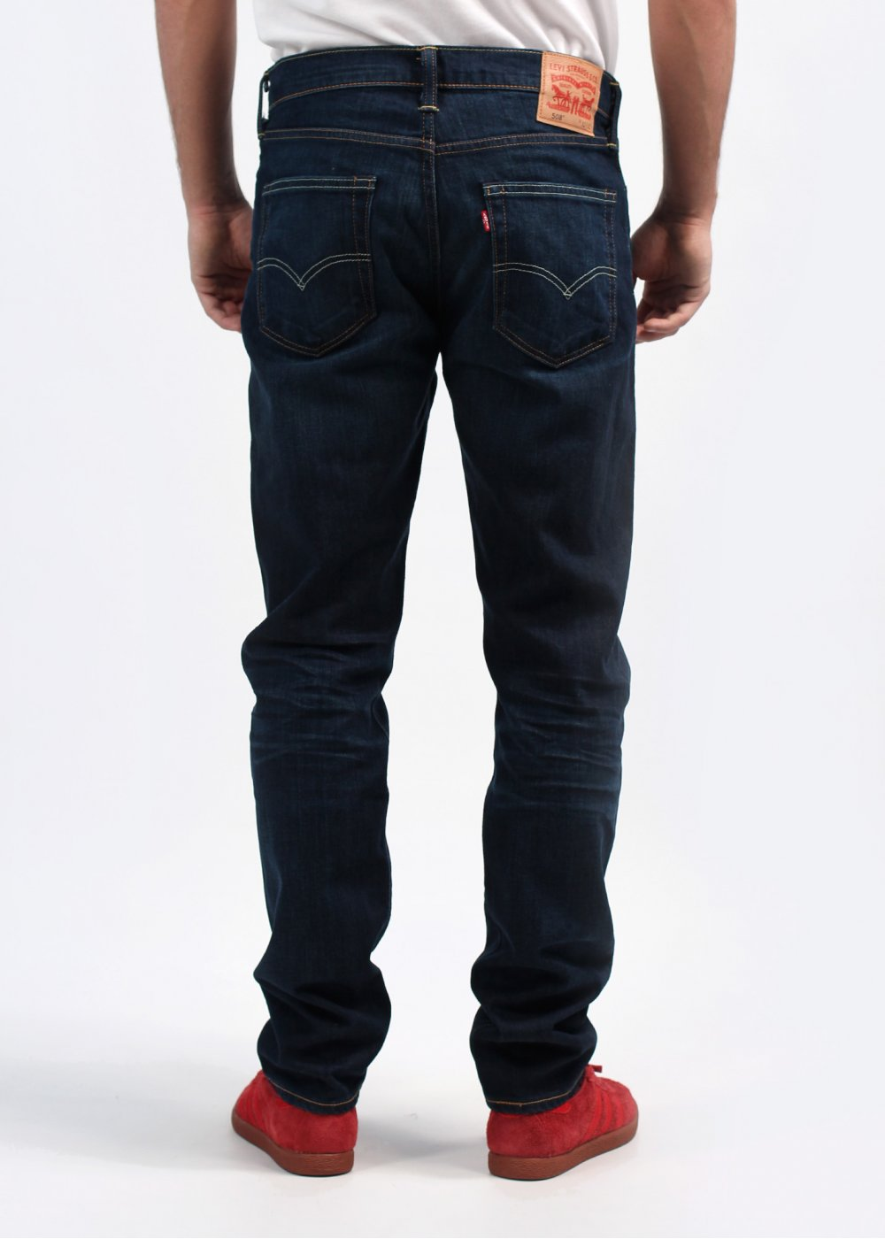 Levi's 508 Regular Tapered Jeans