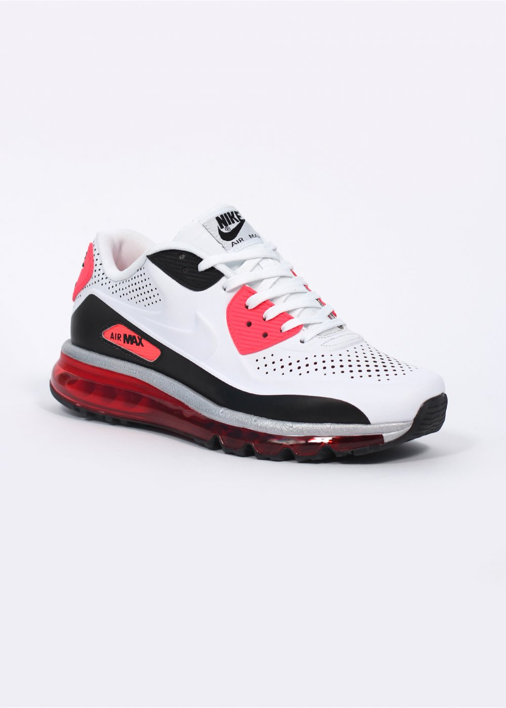 nike air max 90 2014 ltr qs trainers infrared. Black Bedroom Furniture Sets. Home Design Ideas