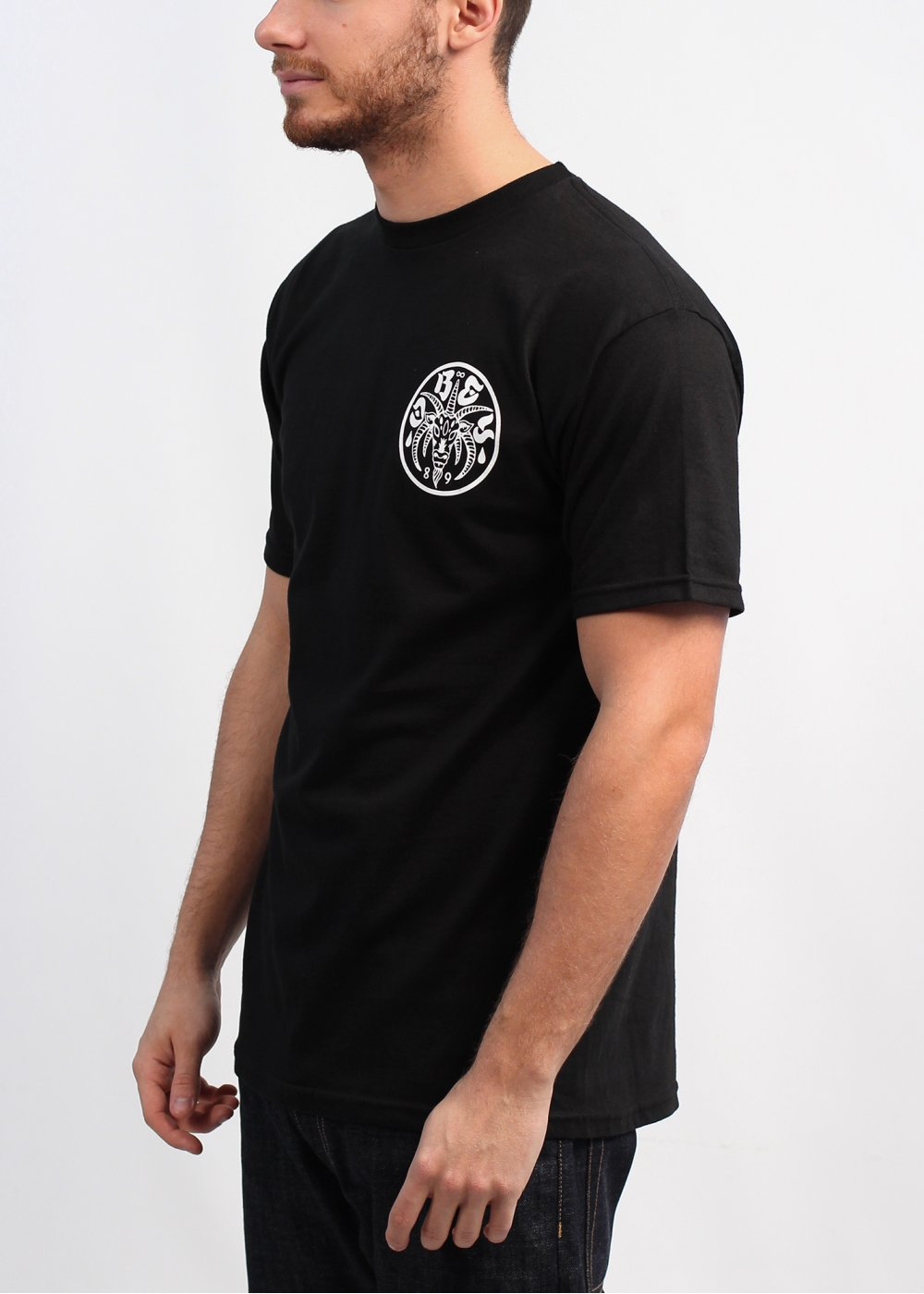Obey The Eternal T Shirt Black