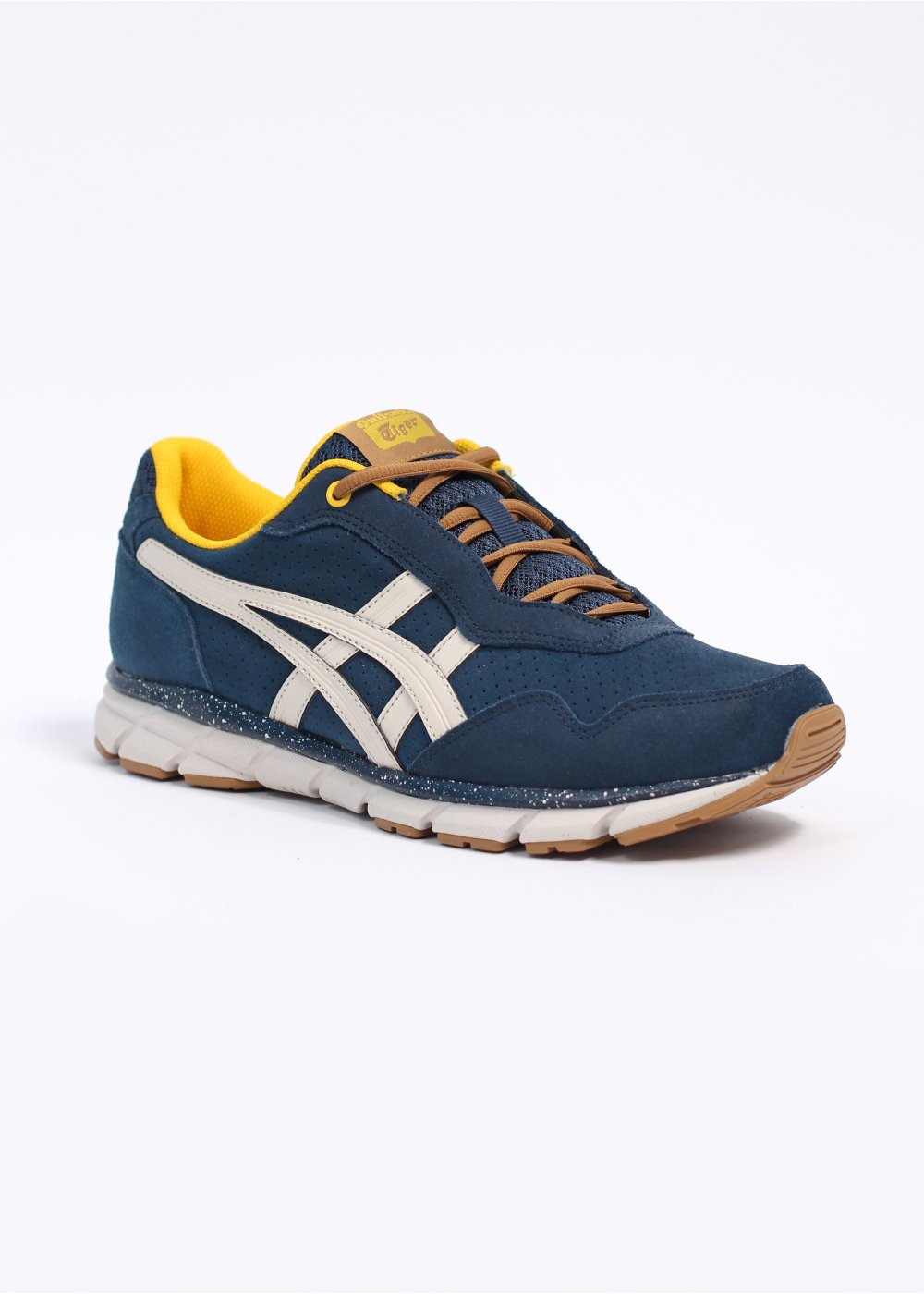 asics onitsuka tiger harandia trainers bering sea. Black Bedroom Furniture Sets. Home Design Ideas