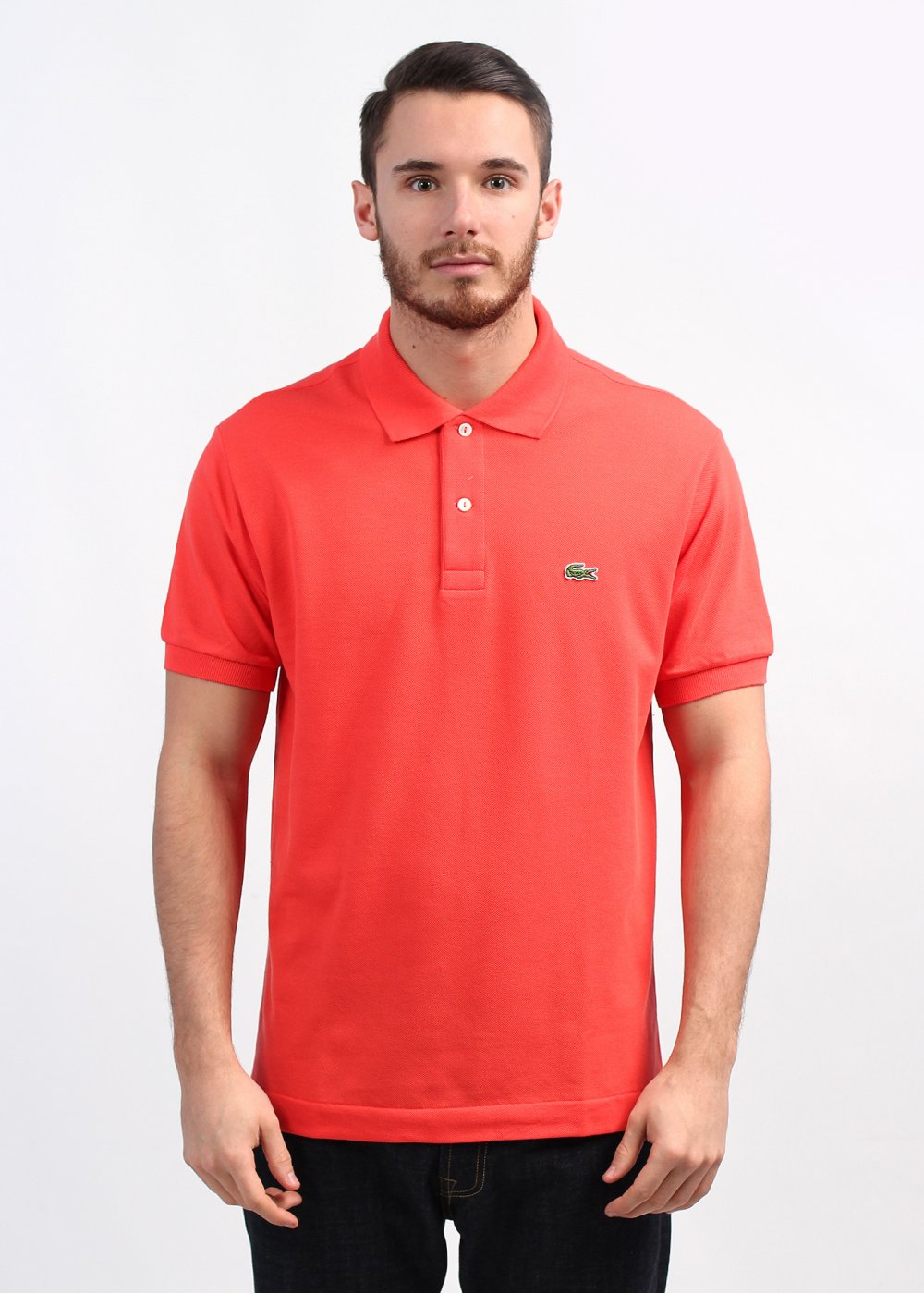 The polo shirt—you probably think of it for tennis, golf, or casual Friday. But a short-sleeved, collared shirt can carry you all the way through a summer day that goes from beach to bar (and maybe back again, depending who you meet at the bar).