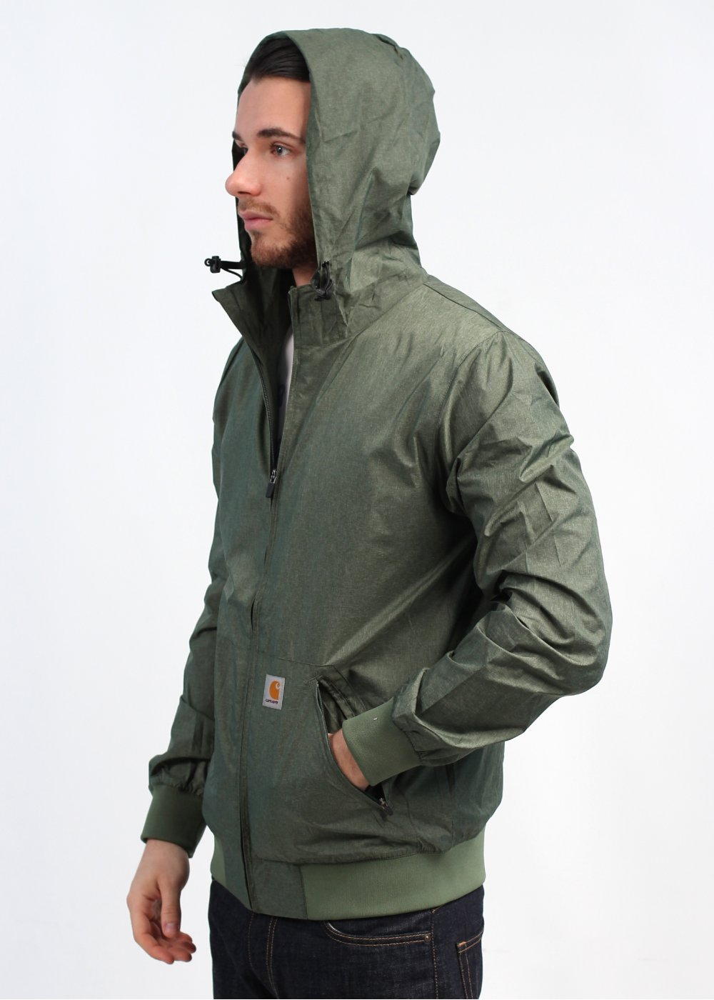 Carhartt Stone Jacket Evergreen