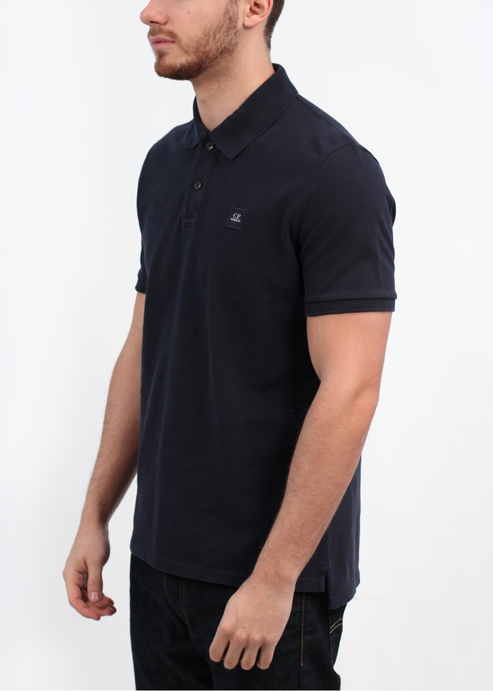 Company polo shirt with logo for Corporate polo shirts with logo