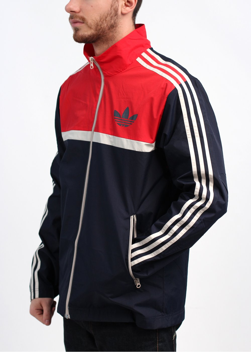 adidas originals jacket vintage. Black Bedroom Furniture Sets. Home Design Ideas