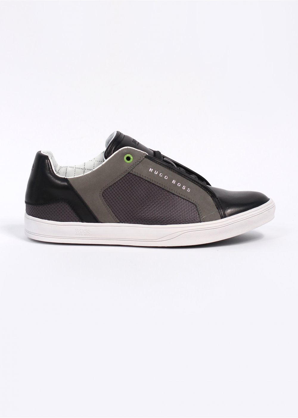 Hugo Boss Green Attain Shoes - Charcoal - Triads Mens from ... Hugo Boss Green Shoes