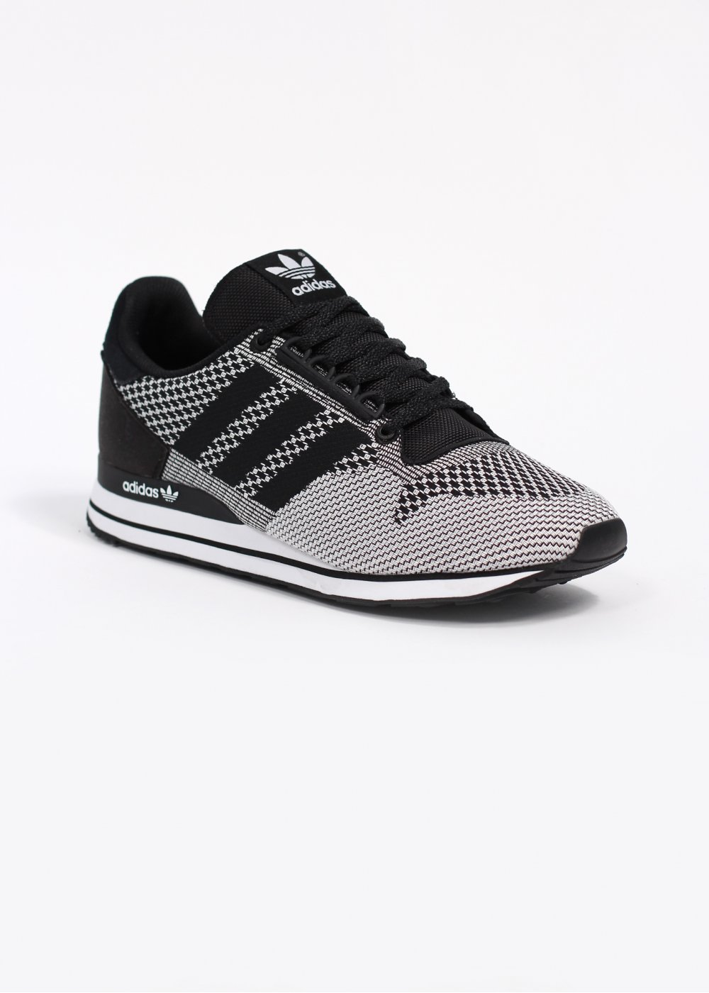 Adidas Originals Originals Top Ten Low Sneaker In Black: Adidas Originals ZX 500 OG Weave Trainers