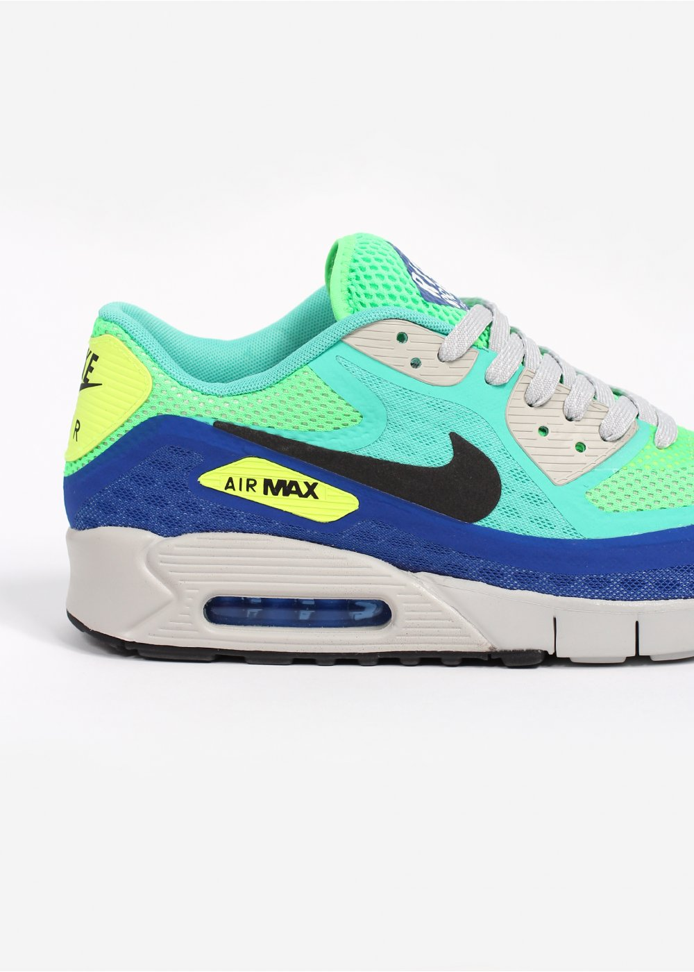 Nike Air Max 90 Breathe City Pack QS Rio Crystal Mint Hyper Blue