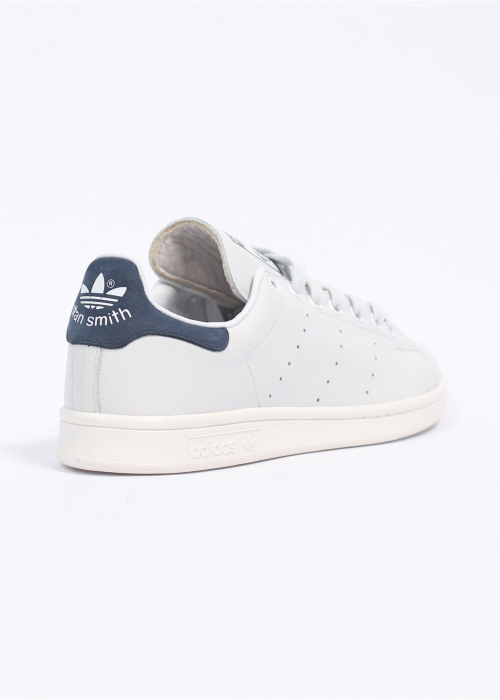 adidas originals stan smith trainers neo white navy. Black Bedroom Furniture Sets. Home Design Ideas