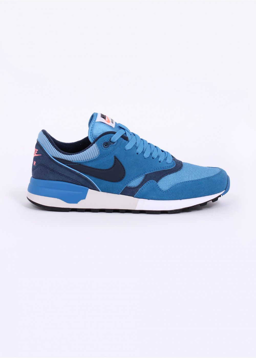 nike air odyssey trainers blue. Black Bedroom Furniture Sets. Home Design Ideas