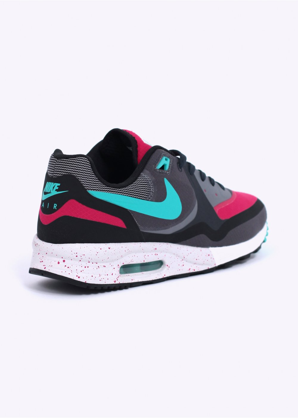 nike air max light wr black pink. Black Bedroom Furniture Sets. Home Design Ideas