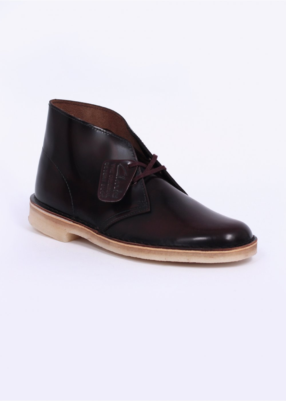 Clarks Glossy Stone Shoes