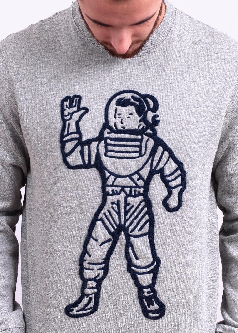 Billionaire boys club logo astronaut