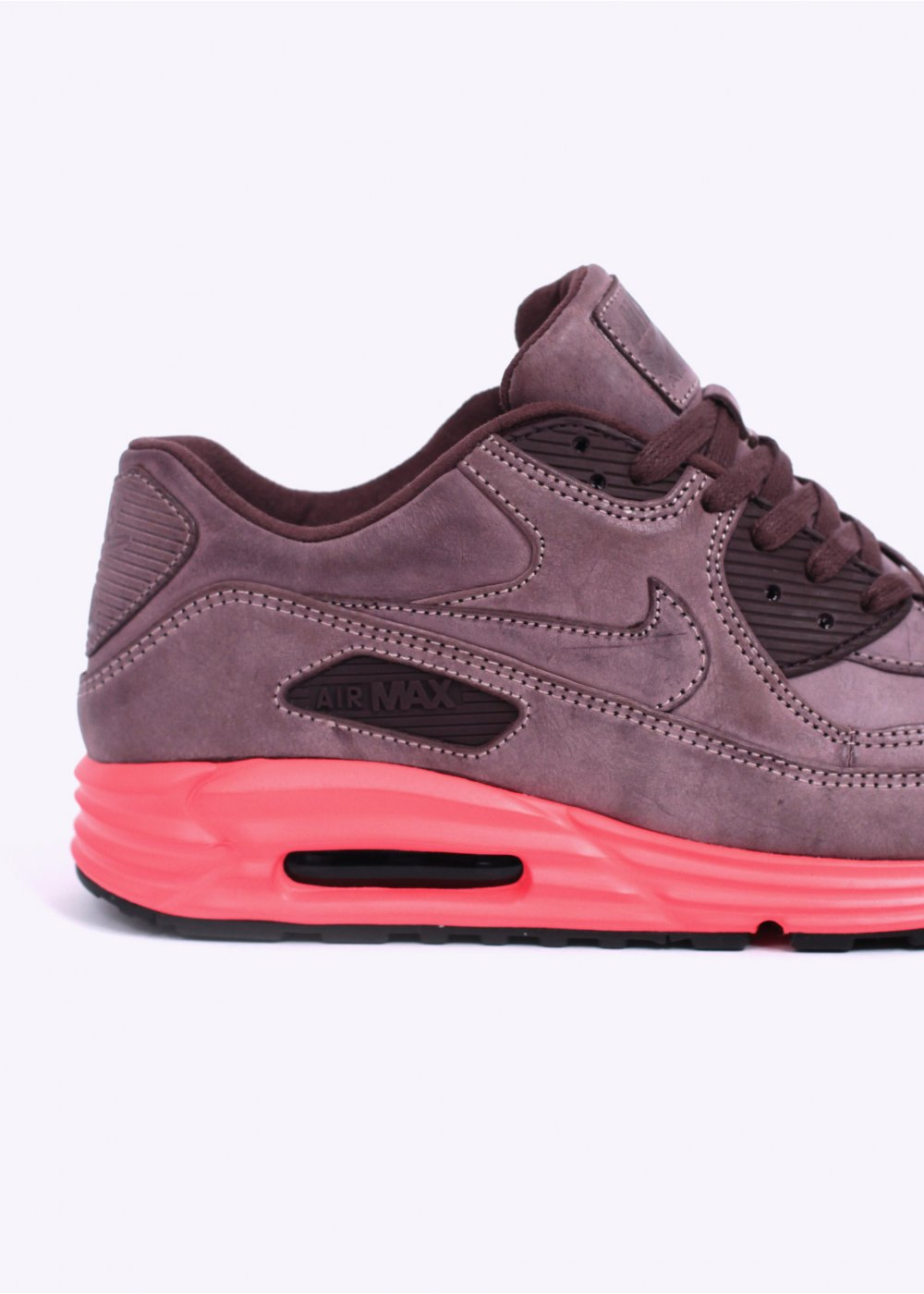 nike air max lunar 90 39 burnished leather 39 ltr qs trainers. Black Bedroom Furniture Sets. Home Design Ideas