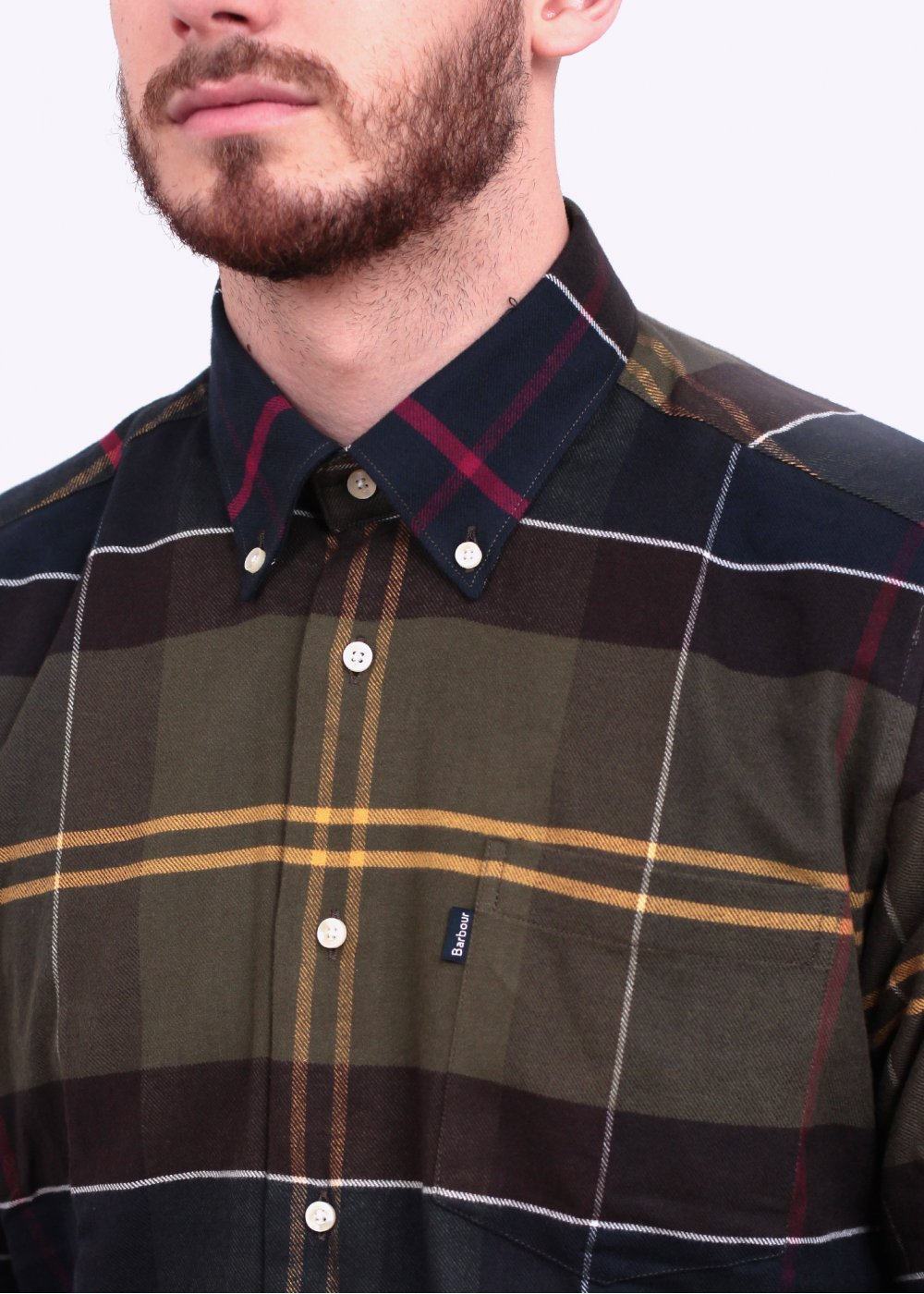 Barbour Mens Shirts