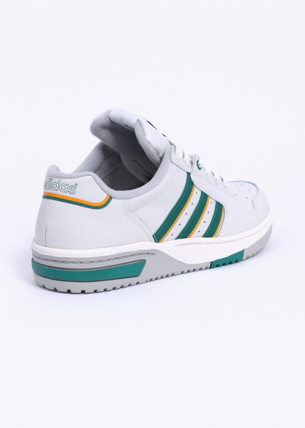 Adidas Originals Edberg 86 Trainers White Green