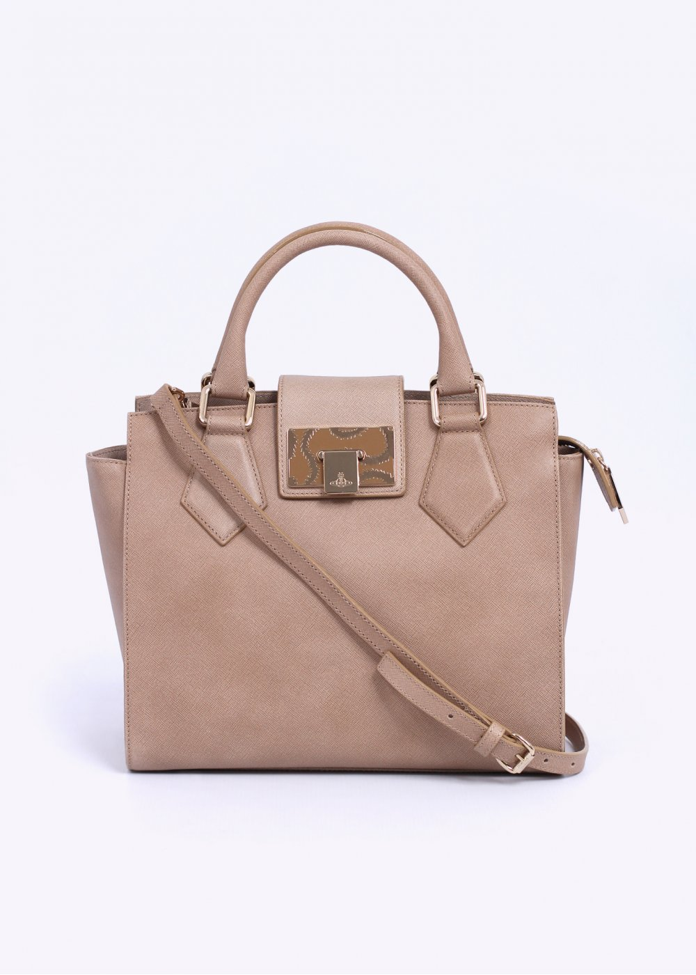 Free shipping BOTH ways on Handbags, Beige, Women, from our vast selection of styles. Fast delivery, and 24/7/ real-person service with a smile. Click or call
