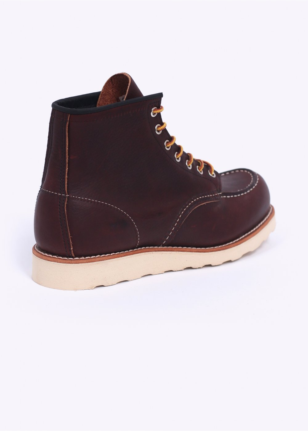 Red Wing 6 Boot Dark Brown