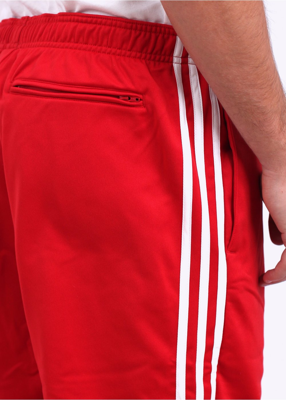 Adidas Originals Superstar Track Pant Collegiate Red