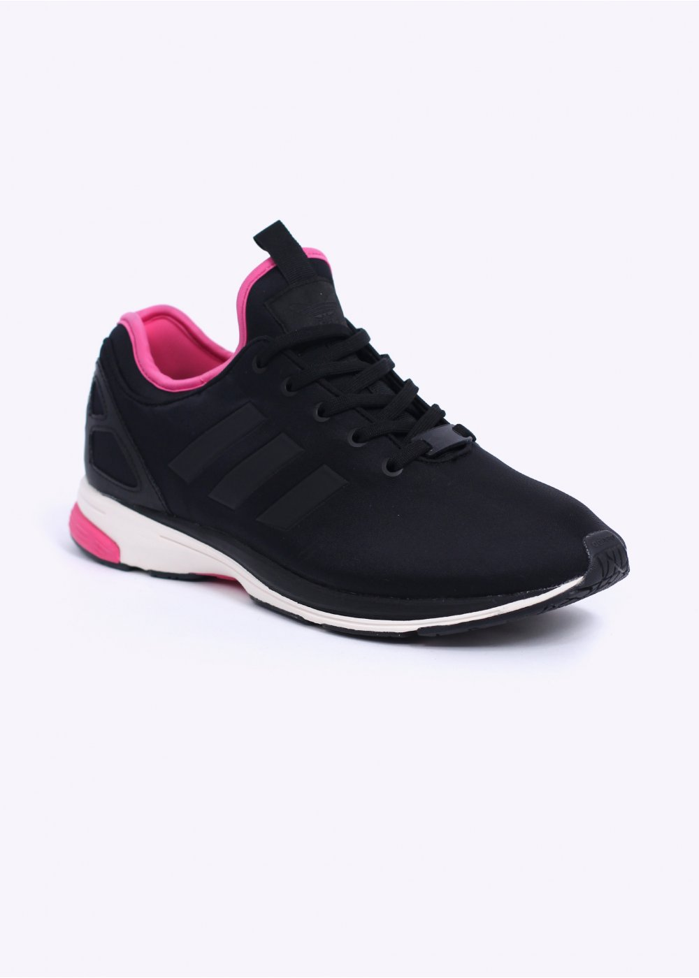 huge selection of 19f2e e1728 australia adidas zx flux black pink white afc72 e6368