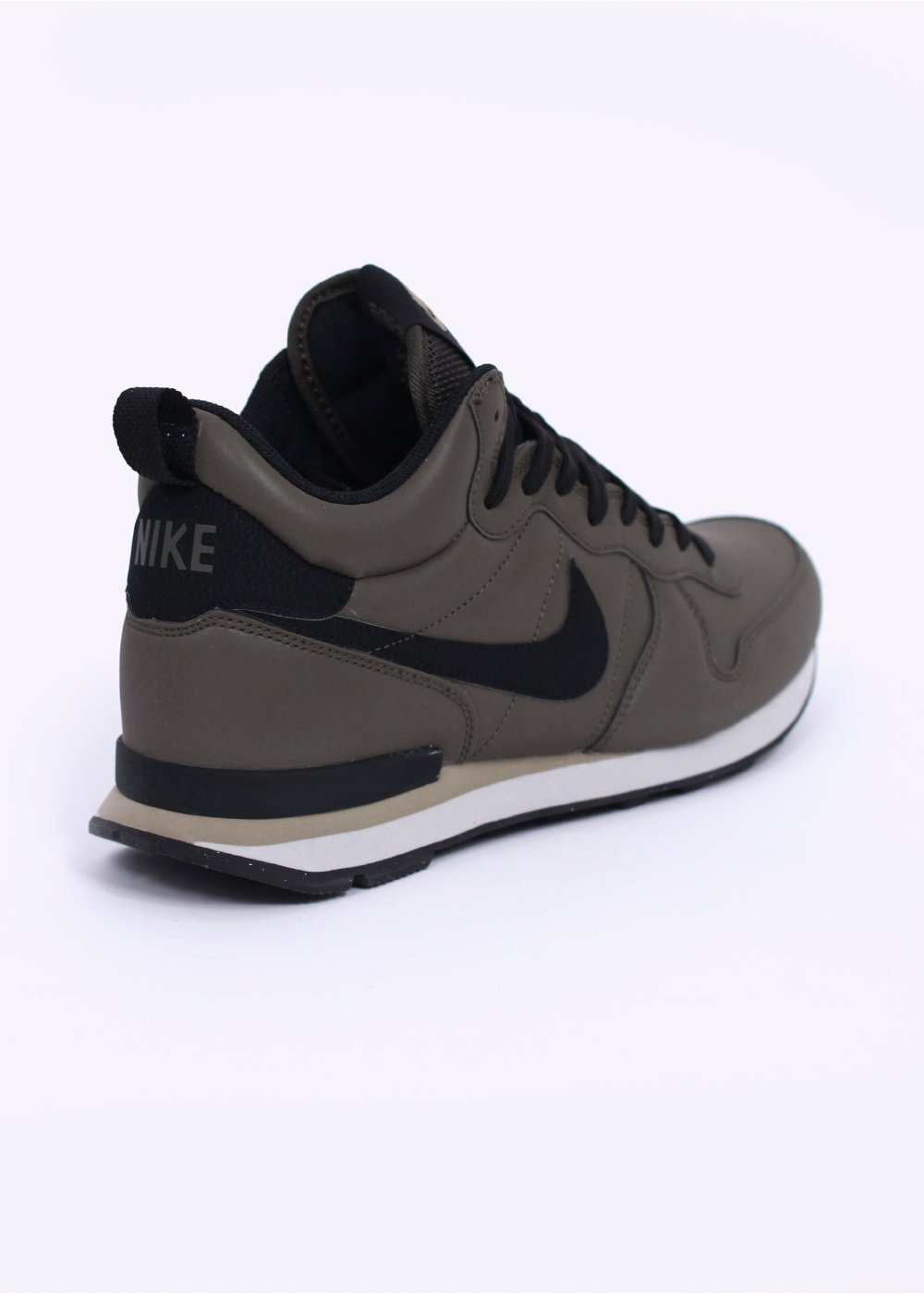 nike qs internationalist mid khaki. Black Bedroom Furniture Sets. Home Design Ideas