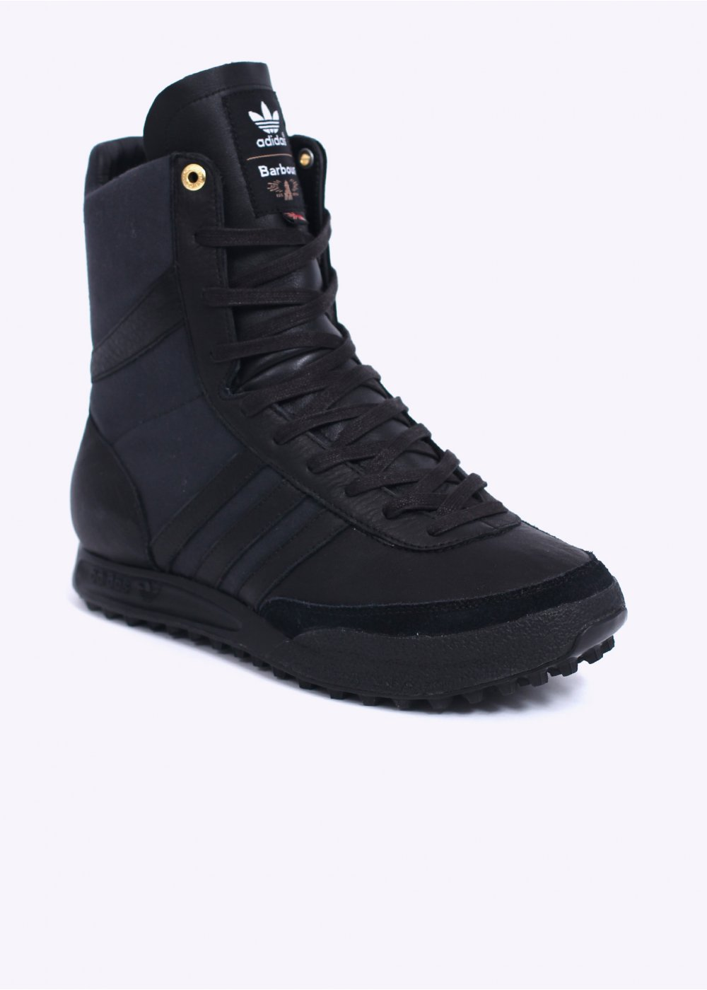 Adidas Originals X Barbour GSG9 Black