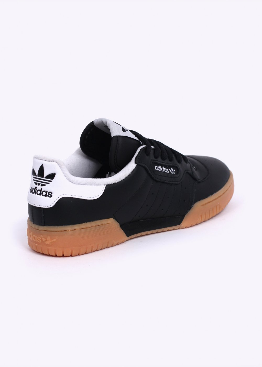 Adidas Originals Originals Top Ten Low Sneaker In Black: Adidas Originals Powerphase OG Trainers
