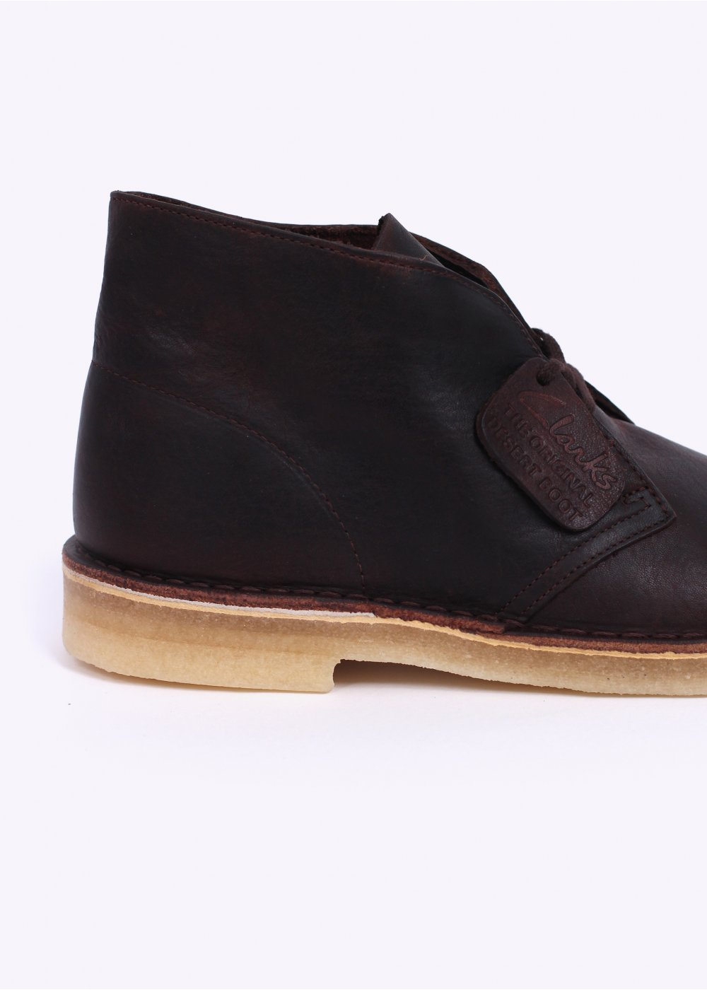 clarks originals desert boot tumble brown. Black Bedroom Furniture Sets. Home Design Ideas