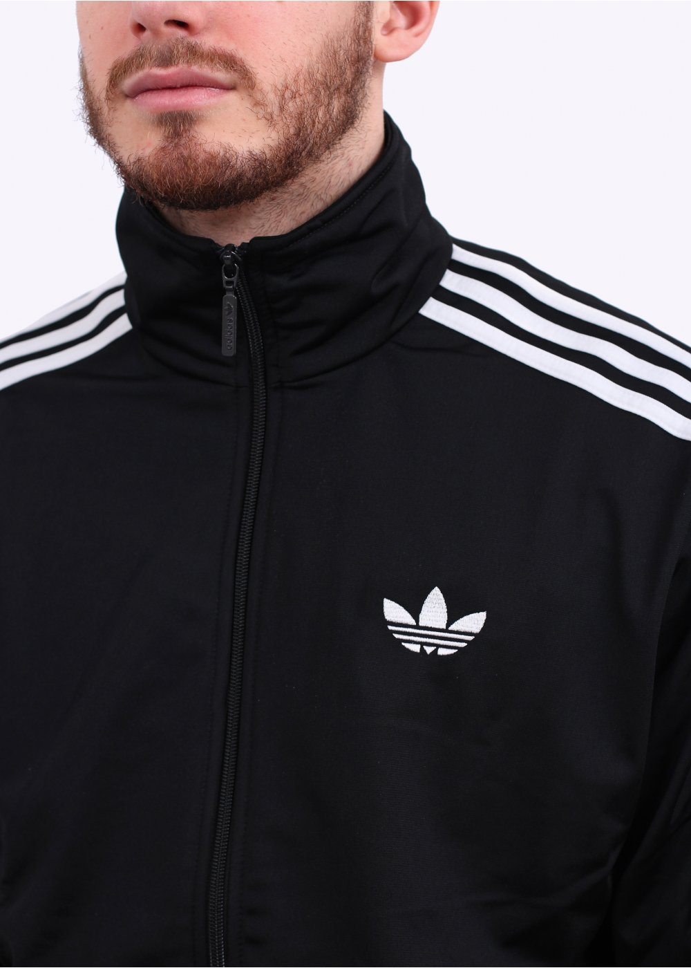 Adidas Originals Adi Firebird Track Top Black