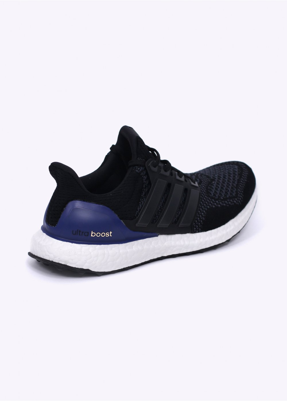 Adidas Ultra Boost M Trainers Core Black Gold