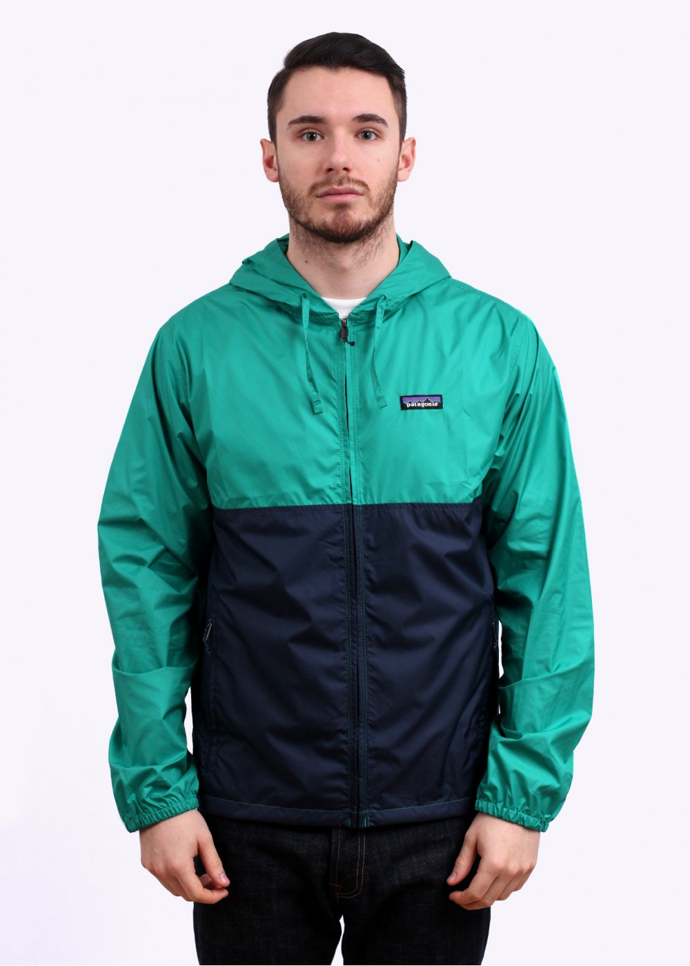 Patagonia Light Variable Hooded Jacket Navy