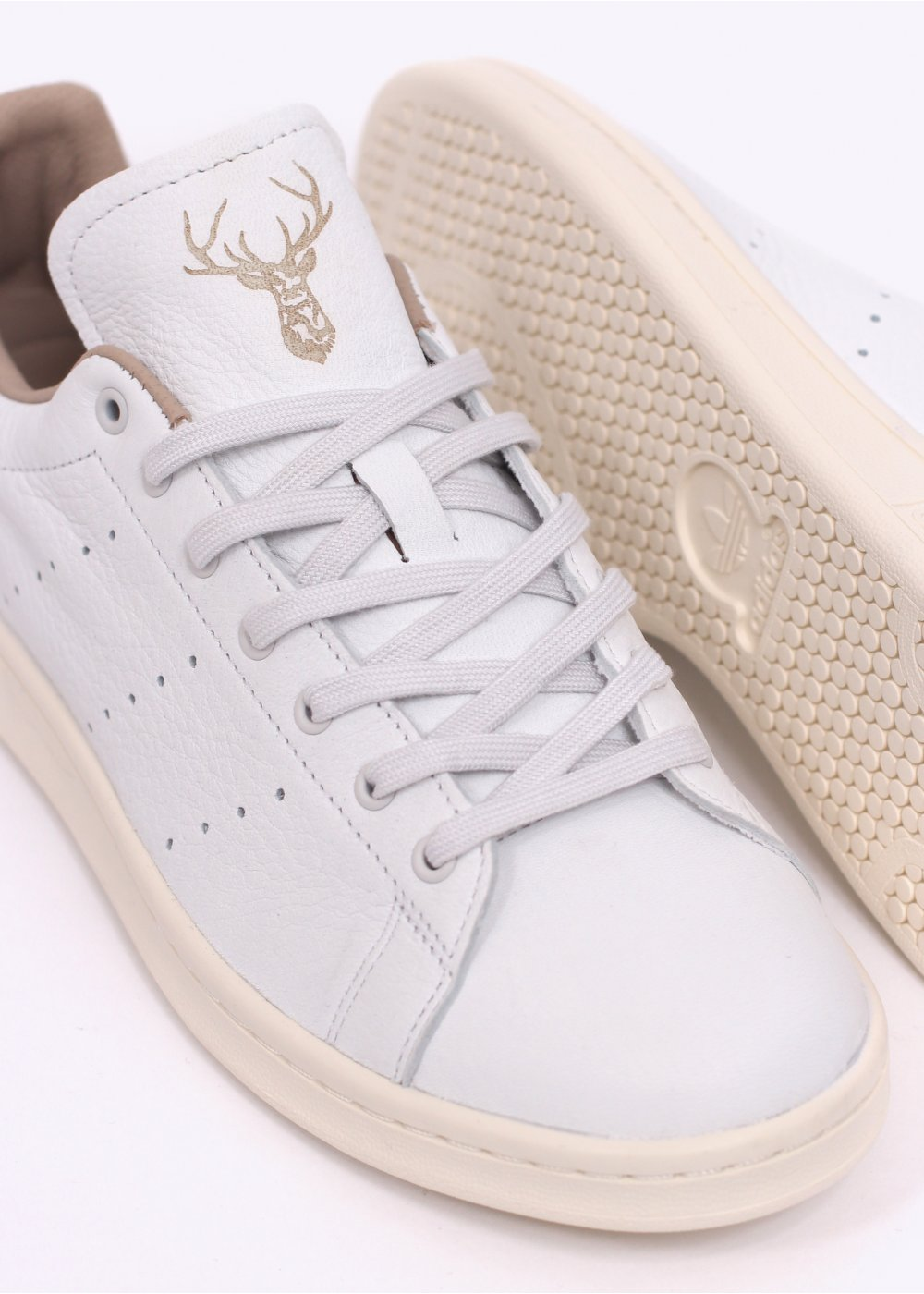 adidas originals stan smith 39 made in germany 39 trainers vintage white. Black Bedroom Furniture Sets. Home Design Ideas