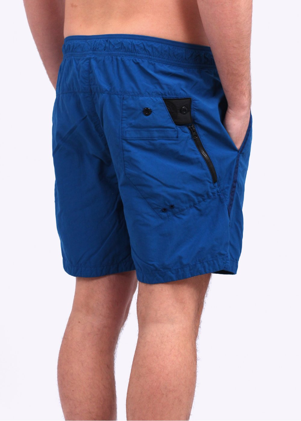 Get fashionable men's swimming shorts in our online section. Choose from fashionable styles, designed by top brands and make a splash in your swimming shorts.